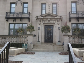 A Millionaire's Neoclassical Mansion