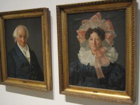 Dual portraits