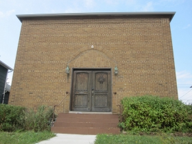 A Temporary Chapel
