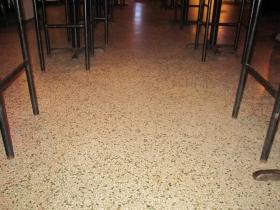 Floor at Vintage