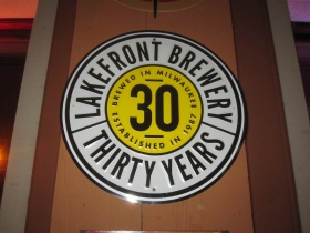 Lakefront Brewery - 30 Years