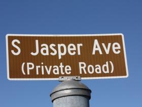 S. Jasper Avenue