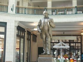 John Plankinton Statue