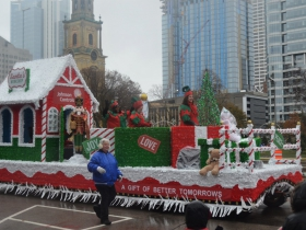 Johnson Controls Float