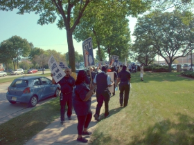 Transit Union Stages Rally