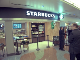 New Starbucks