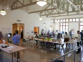 Gordon Park Pavilion Polling Place