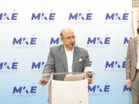 Atul Kumria, Spirit Airlines regional director