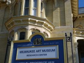 Judge Jason Downer House. Photo courtesy of the Milwaukee Art Museum.