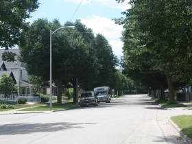 McKinley Avenue home