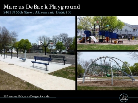 Marcus DeBack PlayGround, 2461 N. 55th St.