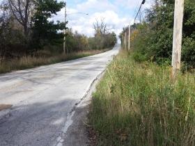 North end of N. Swan Road