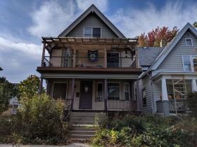 North Pierce Street residence
