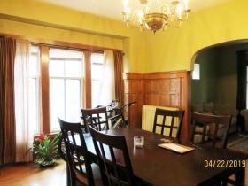 2312-2314 E. Park Pl. dining room