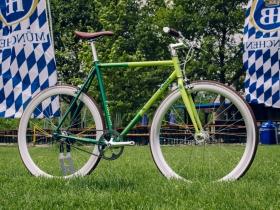Traveling Beer Garden Bicycle