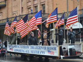 2017 Veterans Day Parade