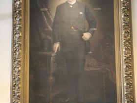 Portrait of John Plankinton