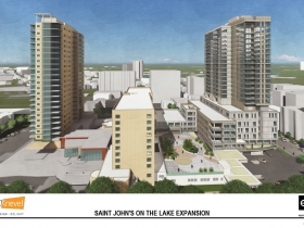 Saint John's on the Lake Expansion