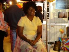 RAW Artist: Taniesha Johnson