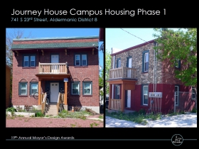 Journey House Campus Housing Phase 1