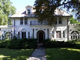 Washington Boulevard - William Harley lived here