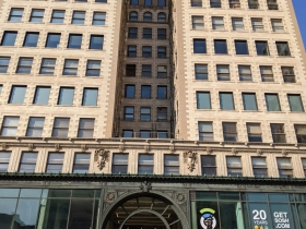 Wells Building on E. Wisconsin Avenue