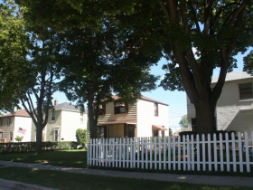 Whitnall Avenue homes