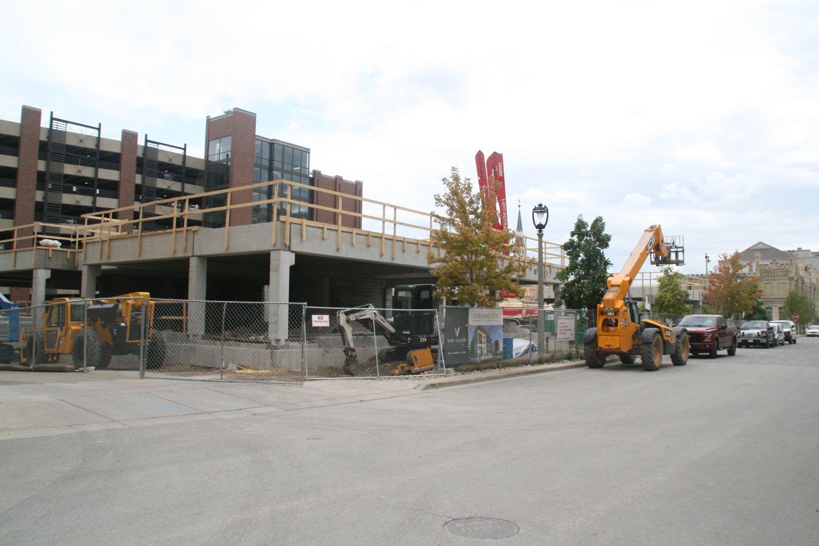 Vim and Vigor Apartments Construction