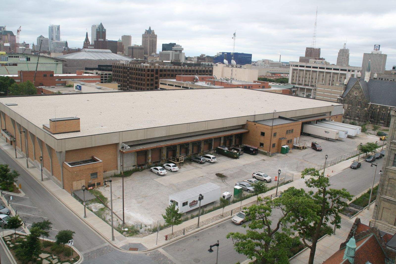 Milwaukee Brewing Co. Building