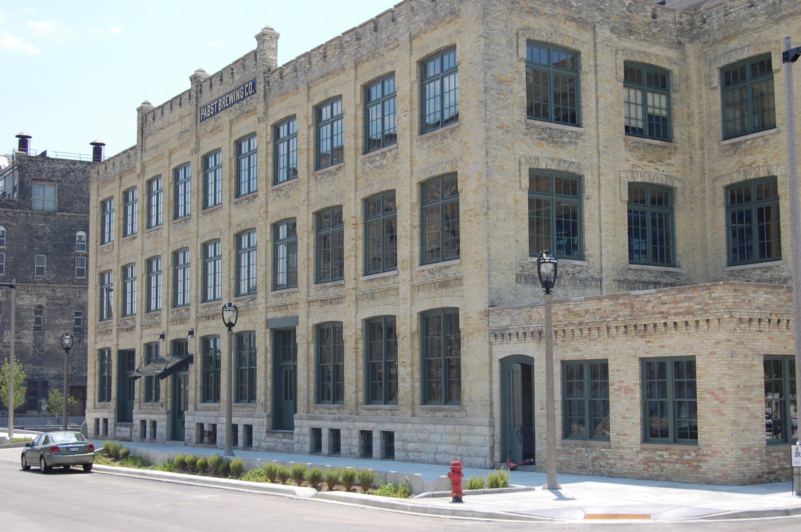 Pabst Boiler House No. 10