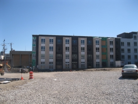 Frederick Lofts opens this summer.