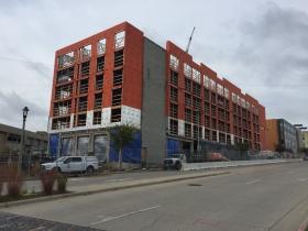 Hyatt Place Construction