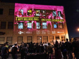 Arty Bollocks Ball 2019