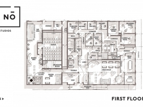 No Studios Floor Plan