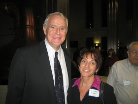 Tom Barrett and Susan Happ.