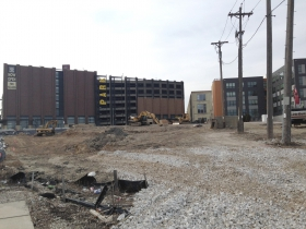 Frederick Lofts site.