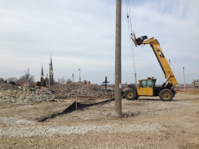 Work starting on Fredrick Lofts