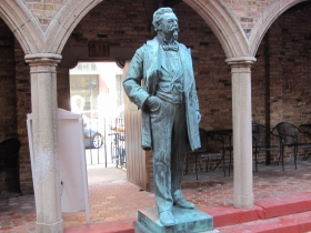 Captain Frederick Pabst Statue