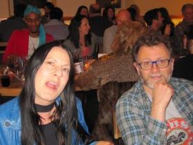 Leslie Montemurro and Eugene Kashper