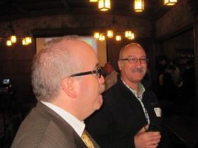 Jim Owczarski and Yance Marti