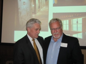 Bob Bauman and Erik Madisen
