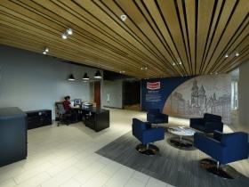 Klement Sausage Co., Inc.'s lobby.
