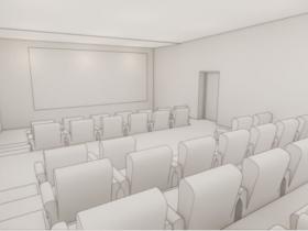No Studios Screening Room