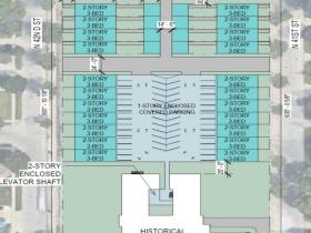 Carleton Court Site Plan