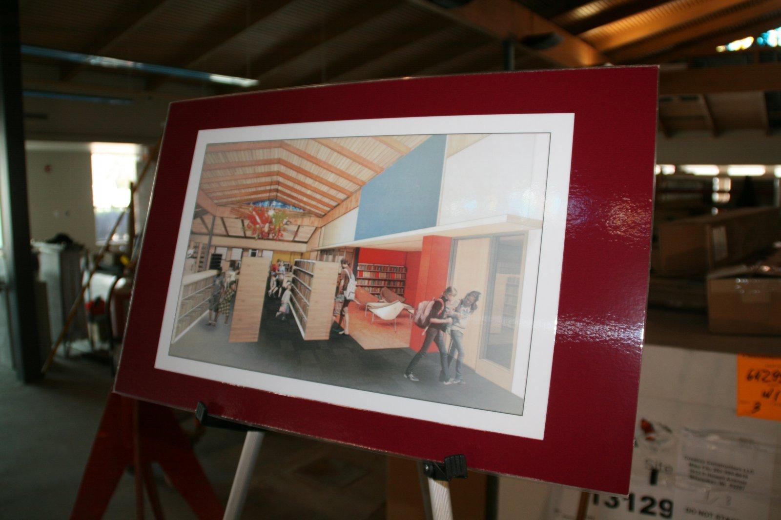 Tippecanoe Library Renovation