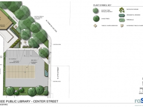 Center Street Library Improvements