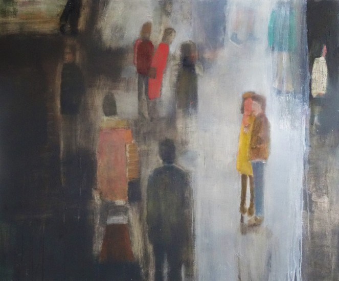 Mark Mulhern, Brocante Montsoreau Drizzle. Courtesy Tory Folliard Gallery.