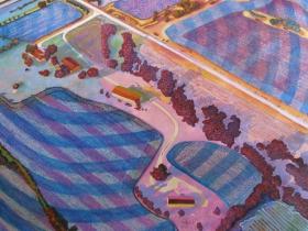 Harold Gregor: Illinois Flatscape # 106