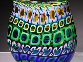 Jeremy Popelka: Azurescape. 9x9x3-5