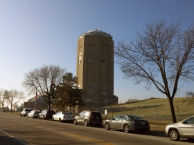 Town of Lake Water Tower